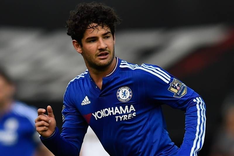 Alexandre Pato joined Chelsea during the 2015-16 season