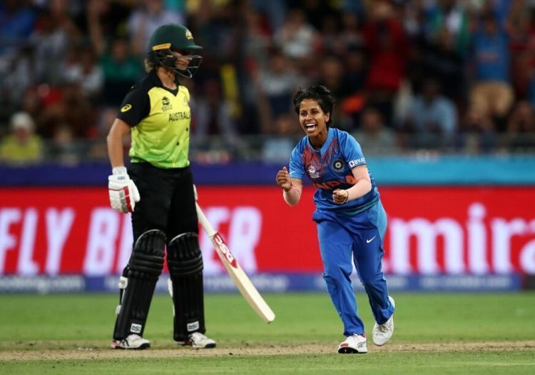 Poonam Yadav bamboozled the Aussie batters in opening game of the tournament