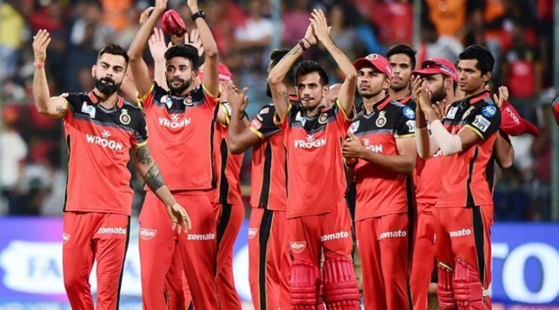 Royal Challengers Bangalore will be hoping to win the IPL this time around