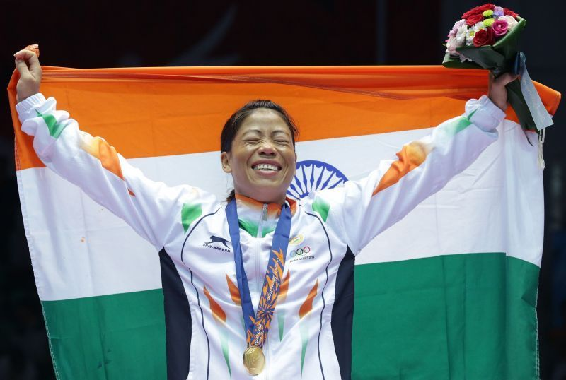 Mary Kom will take to the ring for the first time at the qualifiers