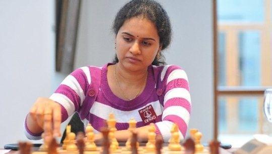 Koneru Humpy - The World Rapid Chess Champion