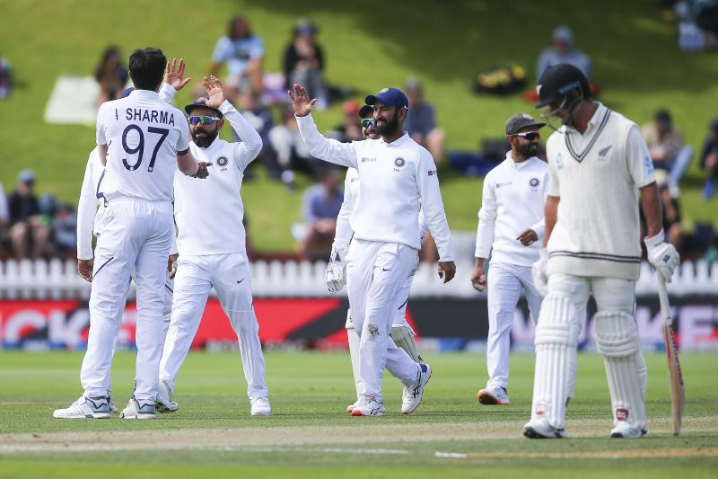 India lost the 2-Test series against New Zealand 2-0