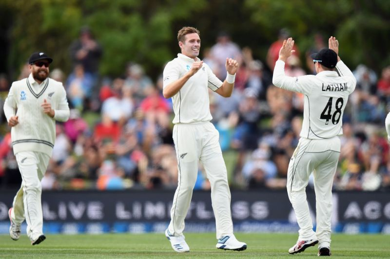 Tim Southee was the best bowler of the series