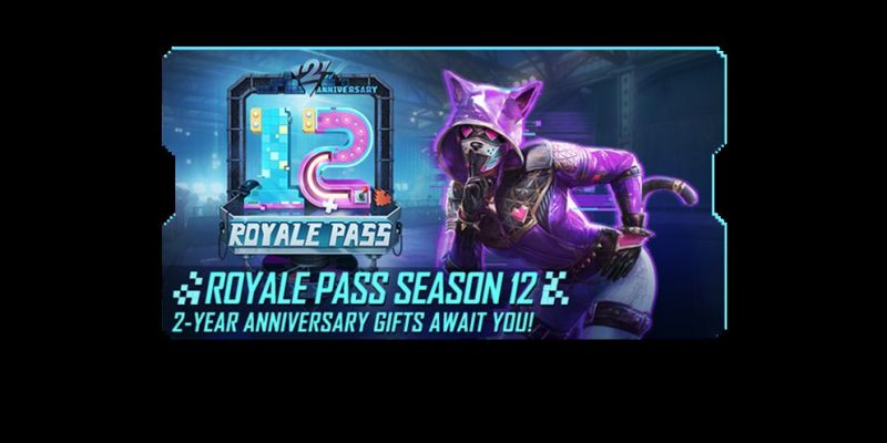 PUBG Mobile Season 12 Rewards