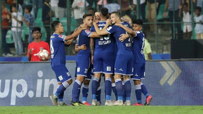 Chennaiyin FC are now just a step away from ISL glory
