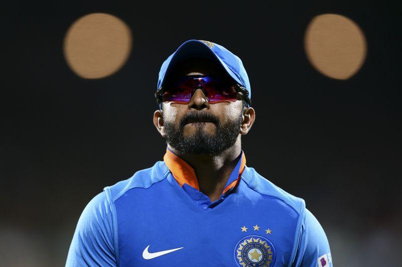 New Zealand v India - ODI: Game 1