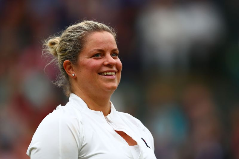 Kim Clijsters continues her return to the sport in Monterrey.