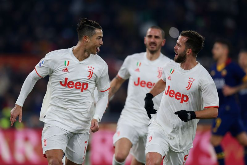 Ronaldo has spearheaded Juve