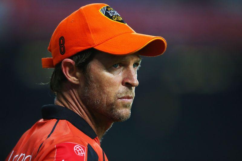 Jonty Rhodes will return to the cricket field once again