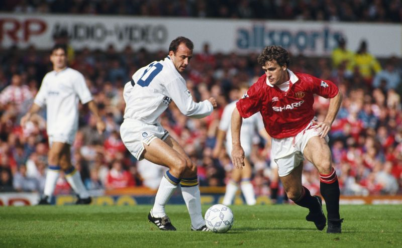 Mark Hughes spent two seasons with the German giants
