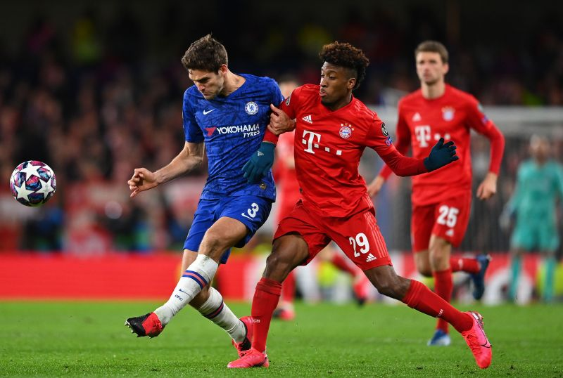 Chelsea v FC Bayern Munich in UEFA Champions League Round of 16: First Leg