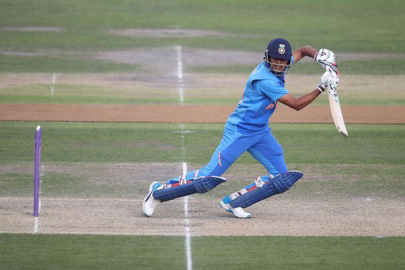 Priyam Garg in action