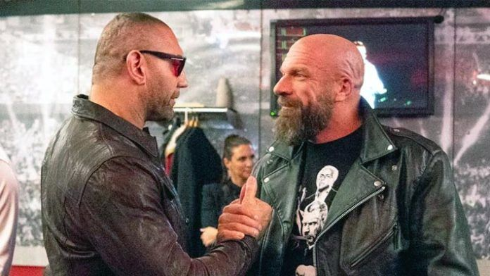 Batista and Triple H have had one of the most intriguing rivalries of all time, beginning on the Road to WrestleMania 2