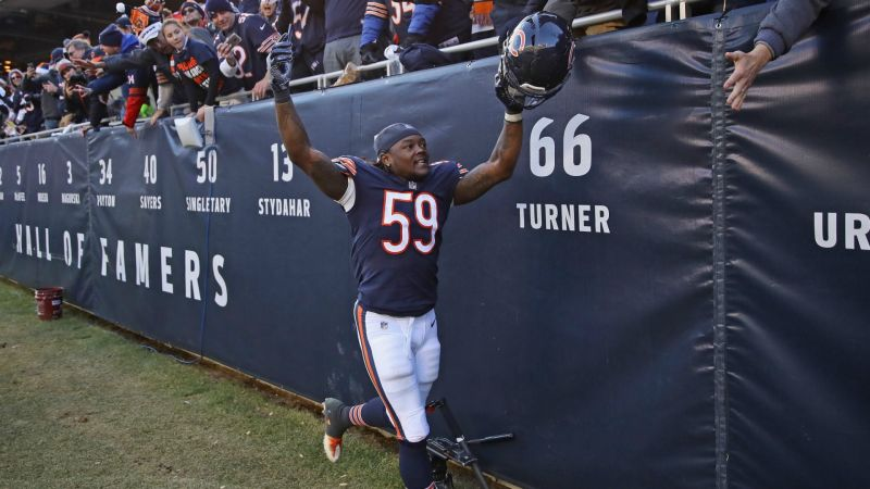 Danny Trevathan - Cropped