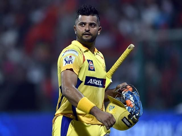 Suresh Raina has crossed the 400 run mark in nine out the 12 seasons of IPL