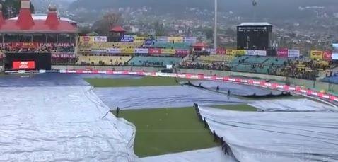 भारत-दक्षिण अफ्रीका पहला वनडे रद्द