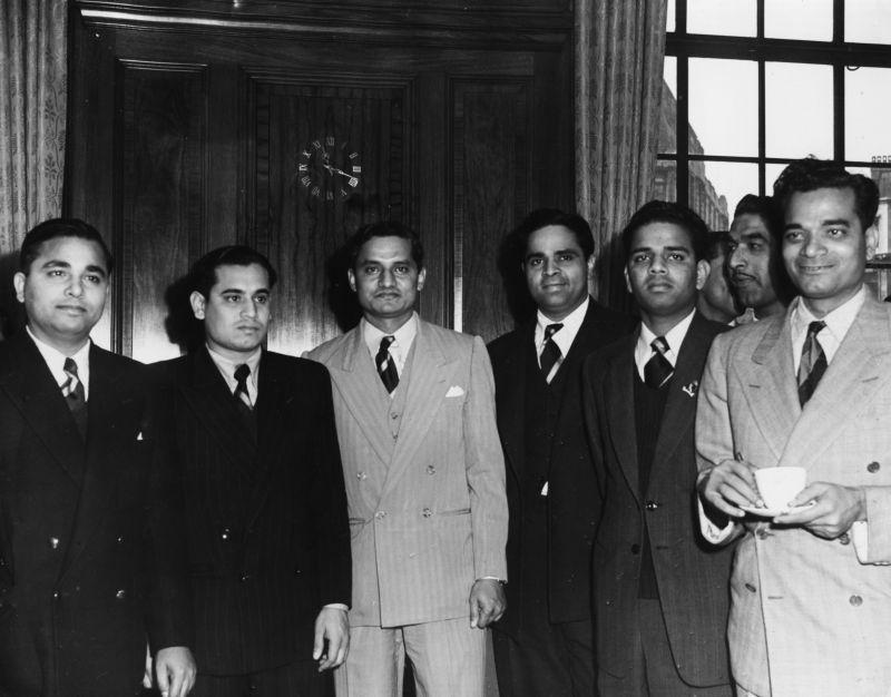 Indian Cricket Team 1952