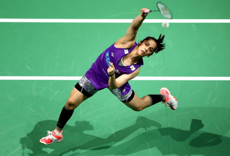 London Olympics bronze medalist Saina Nehwal is racing against time to qualify for her fourth Olympics