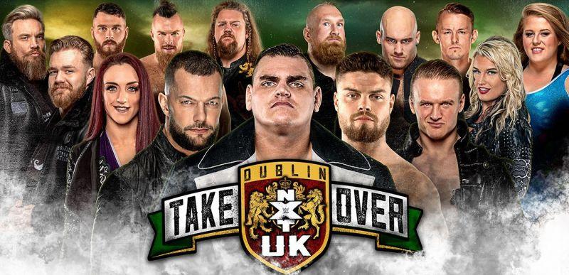 NXT UK TakeOver: Dublin has been postponed