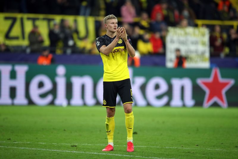Erling Haaland has only gotten better since moving to Borussia Dortmund