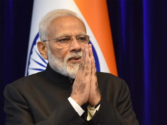PM Narendra Modi had urged people to observe a voluntary curfew on Sunday (Photo Courtesy: Agencies))