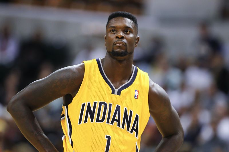 Lance Stephenson is eying an NBA return with the Indiana Pacers.