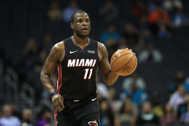 Dion Waiters signed with the Miami Heat back in 2016