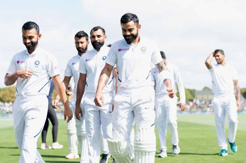 Virat Kohli and India did not have much to smile about in New Zealand