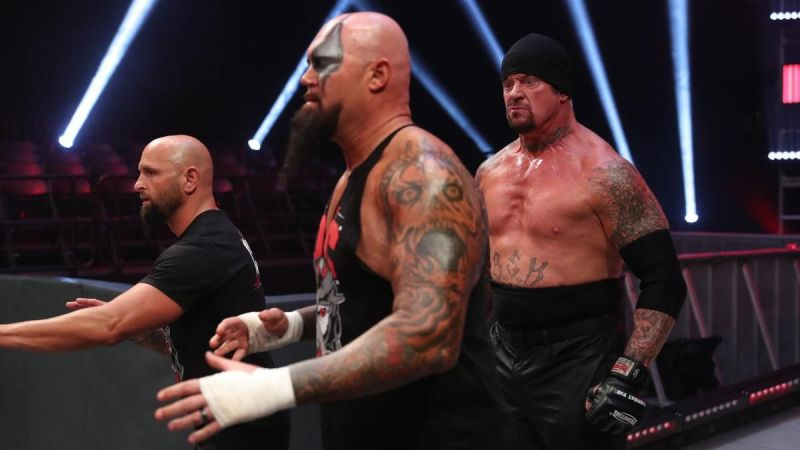 The Undertaker possibly changed his gimmick after 16 years!
