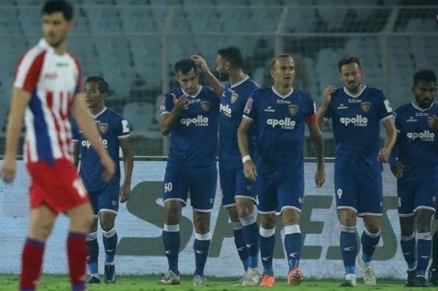 Chennaiyin FC will face ATK in the ISL final on Saturday (Image: ISL)