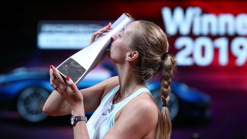 Stuttgart, Istanbul and Prague have been axed after the WTA Tour announced a suspension until May 2