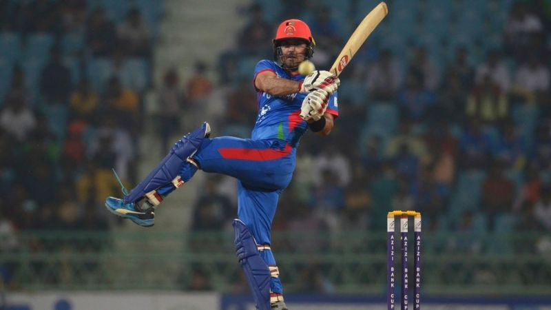 Mohammad Nabi has been an important player for Afghanistan cricket