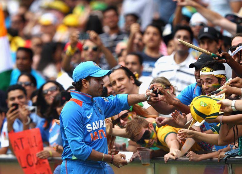 Sachin Tendulkar will lead India Legends in the series