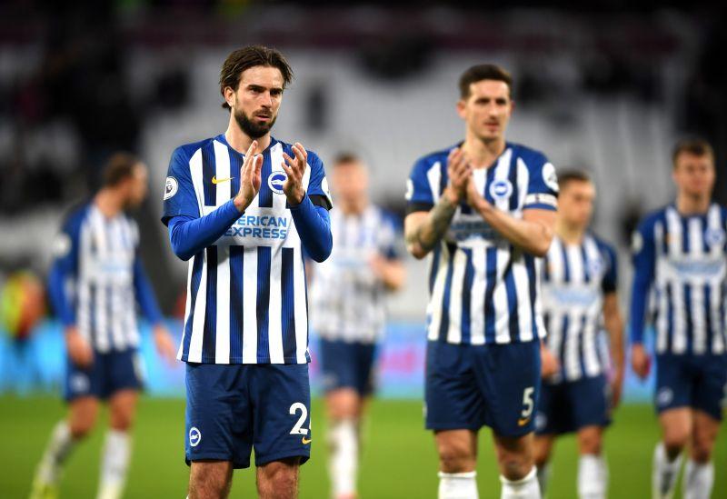 Brighton & Hove Albion are on the list