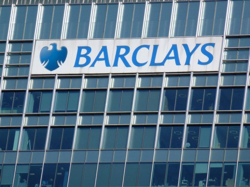 Barclays is the official title sponsor of the Premier league.