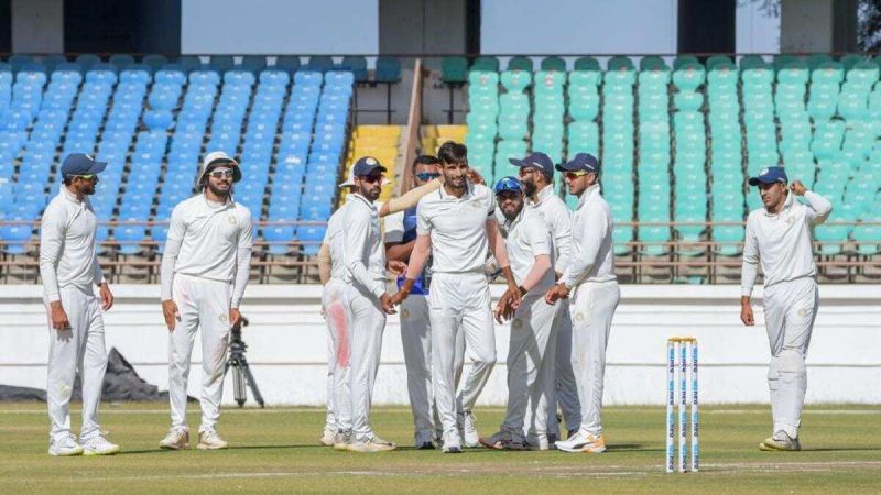 The final day of the Ranji Trophy final is set to be played behind closed doors