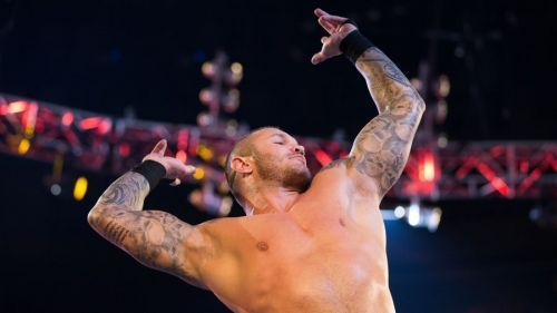 Randy Orton will battle Edge in a Last Man Standing match at WrestleMania 36