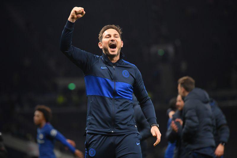 Frank Lampard finally got the better of Jurgen Klopp as Chelsea thrashed them by 2-0