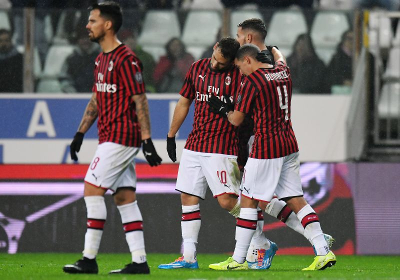 A win for Milan would move them closer to their first Coppa Italia in years