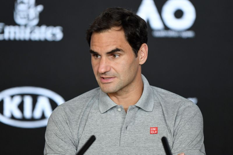 Federer announced he will be sitting out of the tennis tour until the grass-court season