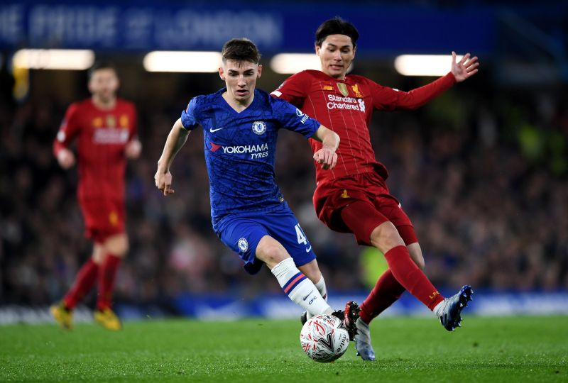 Billy Gilmour has made an immediate impression in midfield for Chelsea