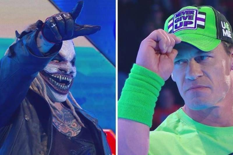 Image result for john cena and the fiend smackdown