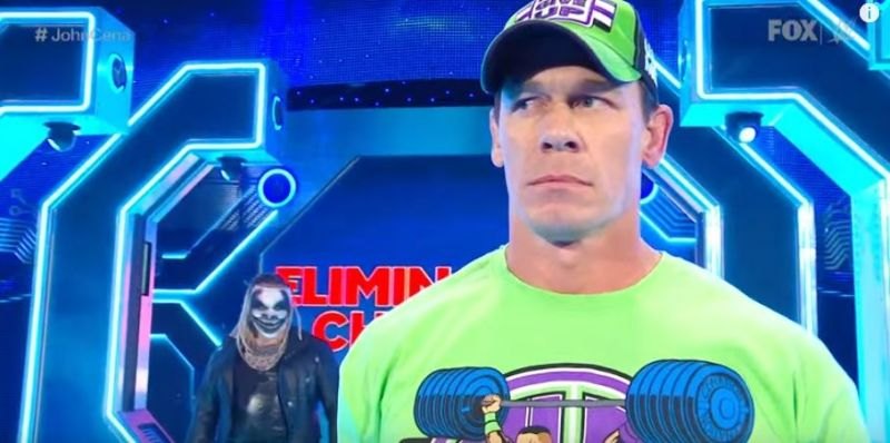The Fiend came for John Cena