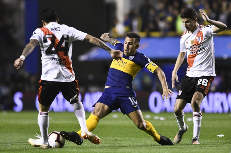 This evening the Superliga title will be lifted by either Boca Juniors or River Plate