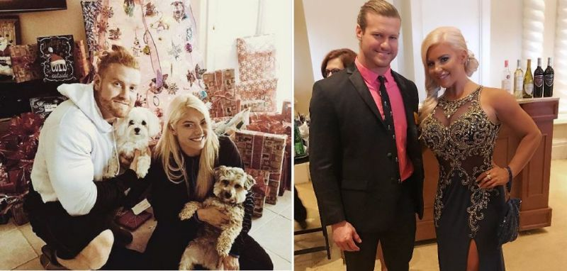 Not all WWE couples manage to survive in the business