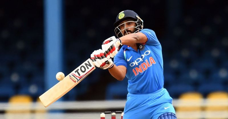 Kedar Jadhav continued his poor form in the New Zealand series and was dropped for the third ODI