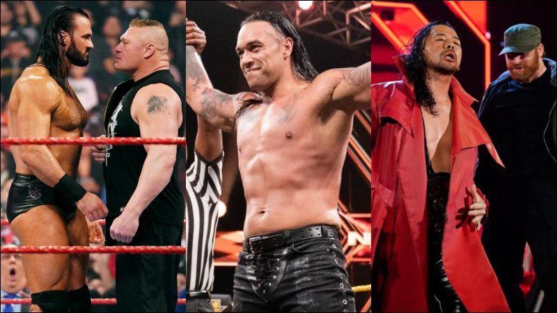 The race to WrestleMania intensifies this week