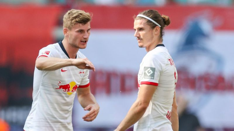 Werner and Sabitzer have come up trumps for Leipzig