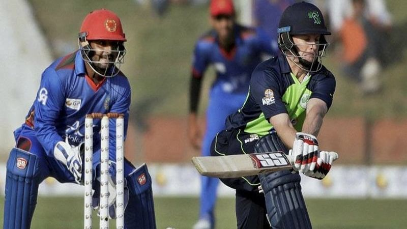 Afghanistan vs Ireland 2020: 1st T20I