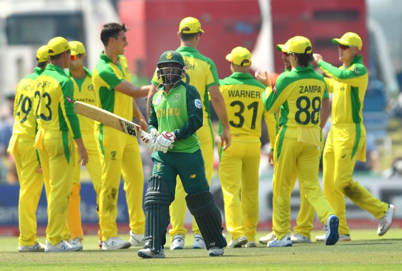 South Africa should not alter their winning combination